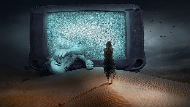 Fernseher Fantasy